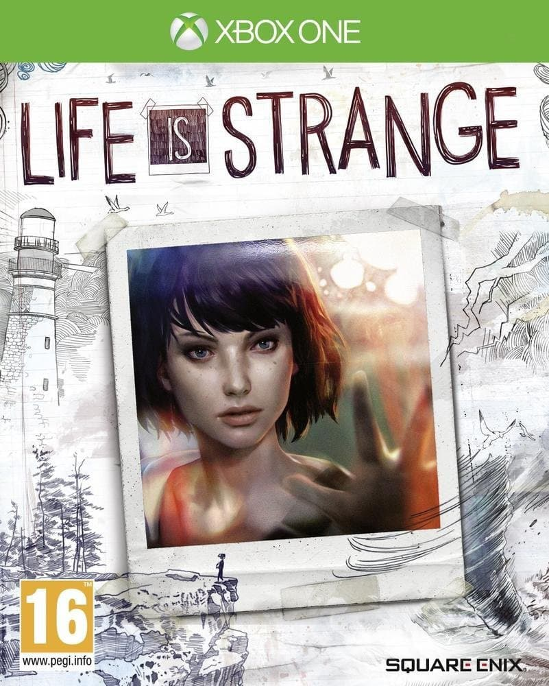 Jaquette Life is Strange - Episode 2 - Out of Time