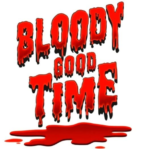 Jaquette Bloody good time