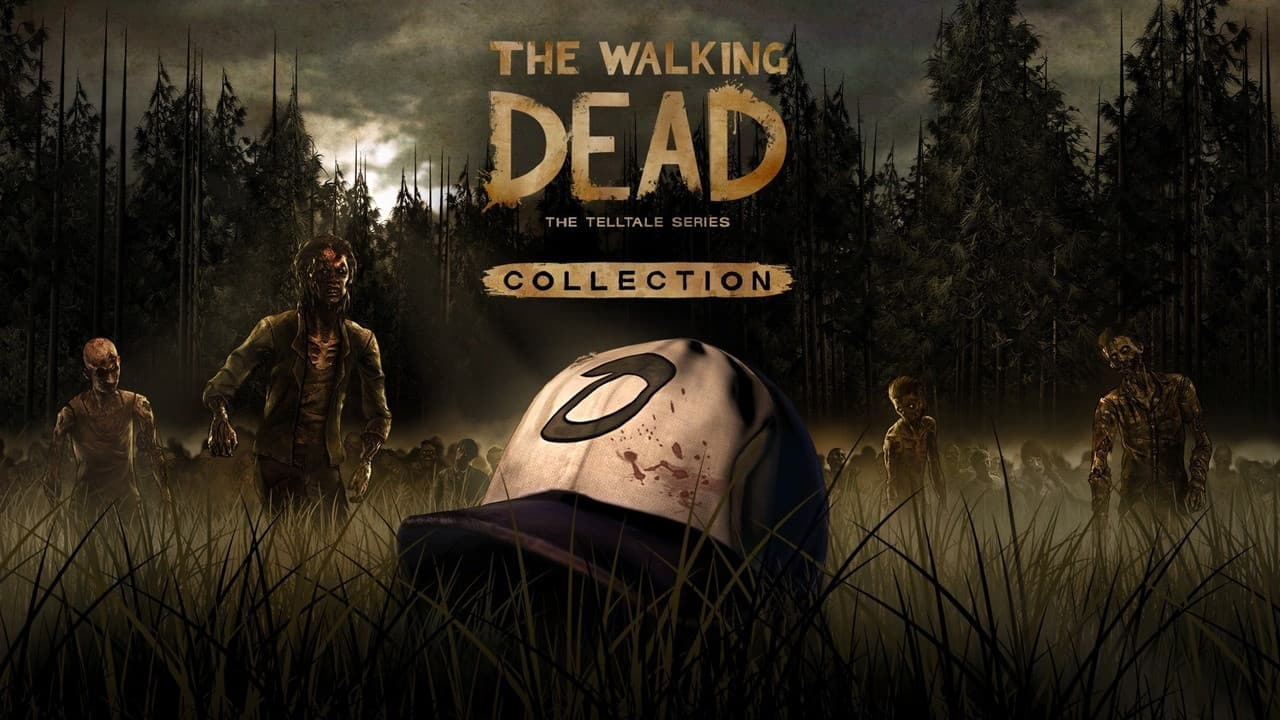 Jaquette The Walking Dead Collection
