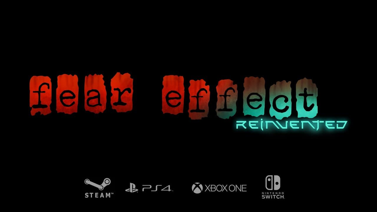 Jaquette Fear Effect Reinvented