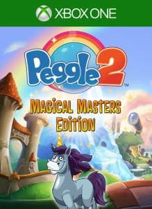 Jaquette Peggle 2 Magical Masters Edition