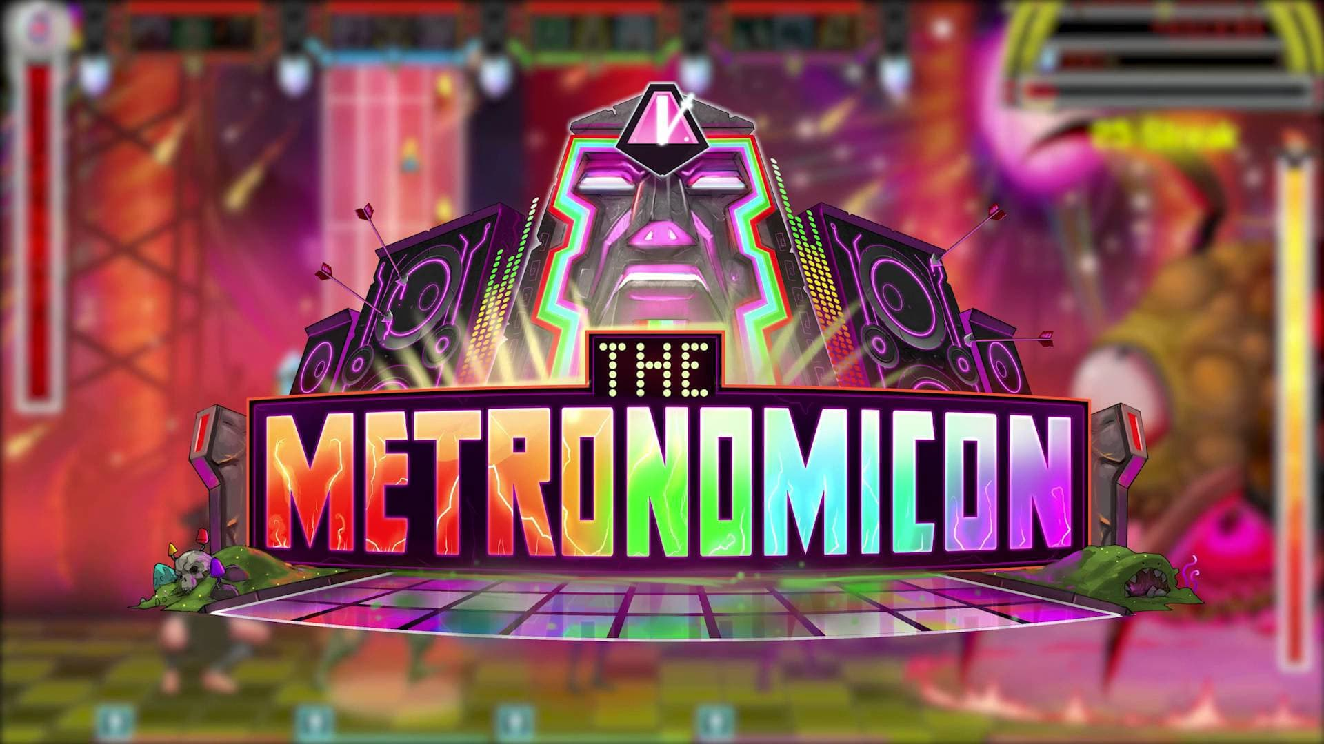 Jaquette The Metronomicon