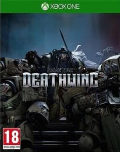 Jaquette Space Hulk : Deathwing