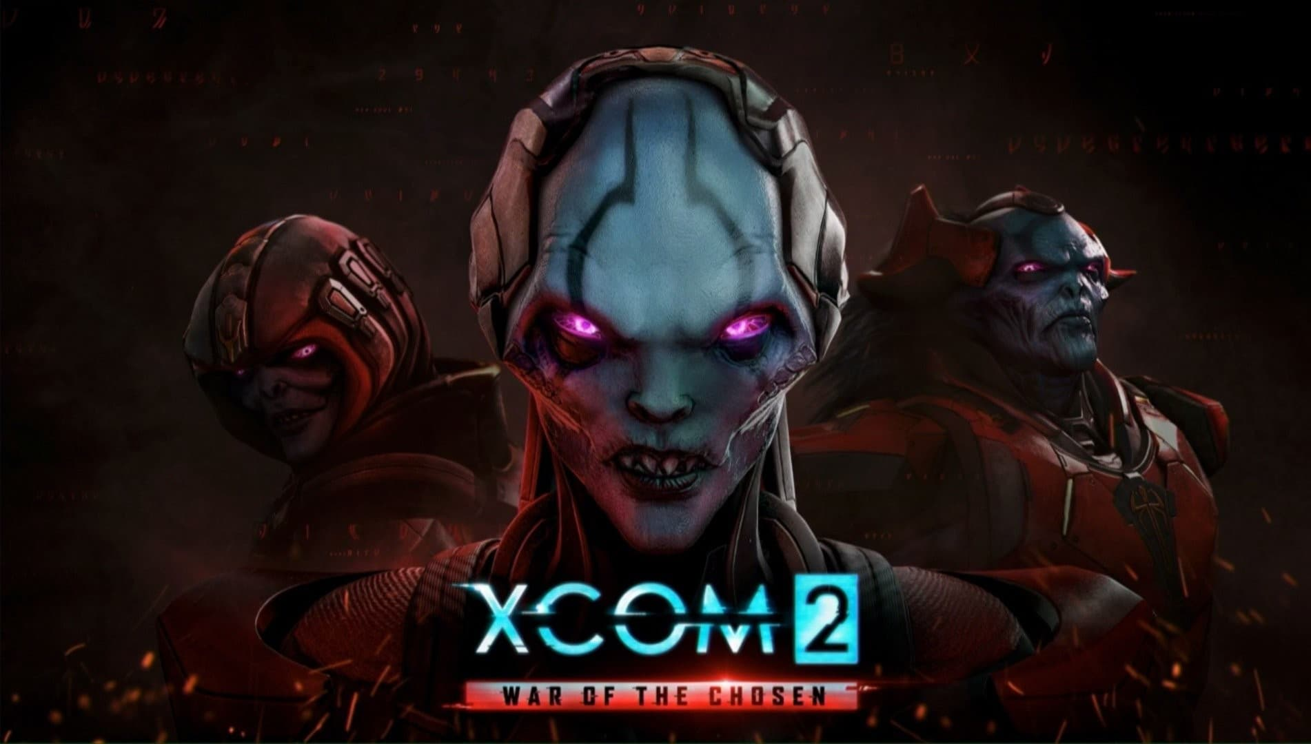 Jaquette XCOM 2 - War of the Chosen