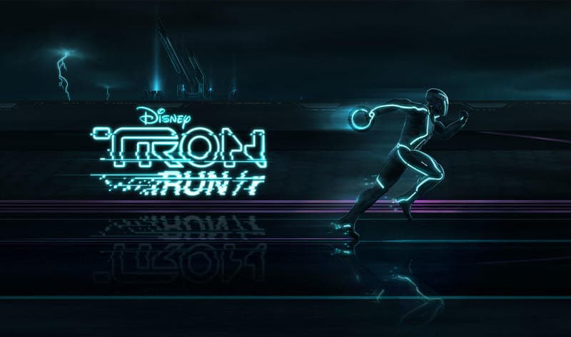 Jaquette TRON RUN/r