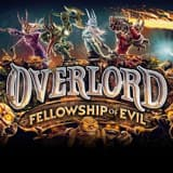 Jaquette Overlord : Fellowship of Evil