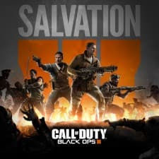 Jaquette Call of Duty : Black Ops III - Salvation