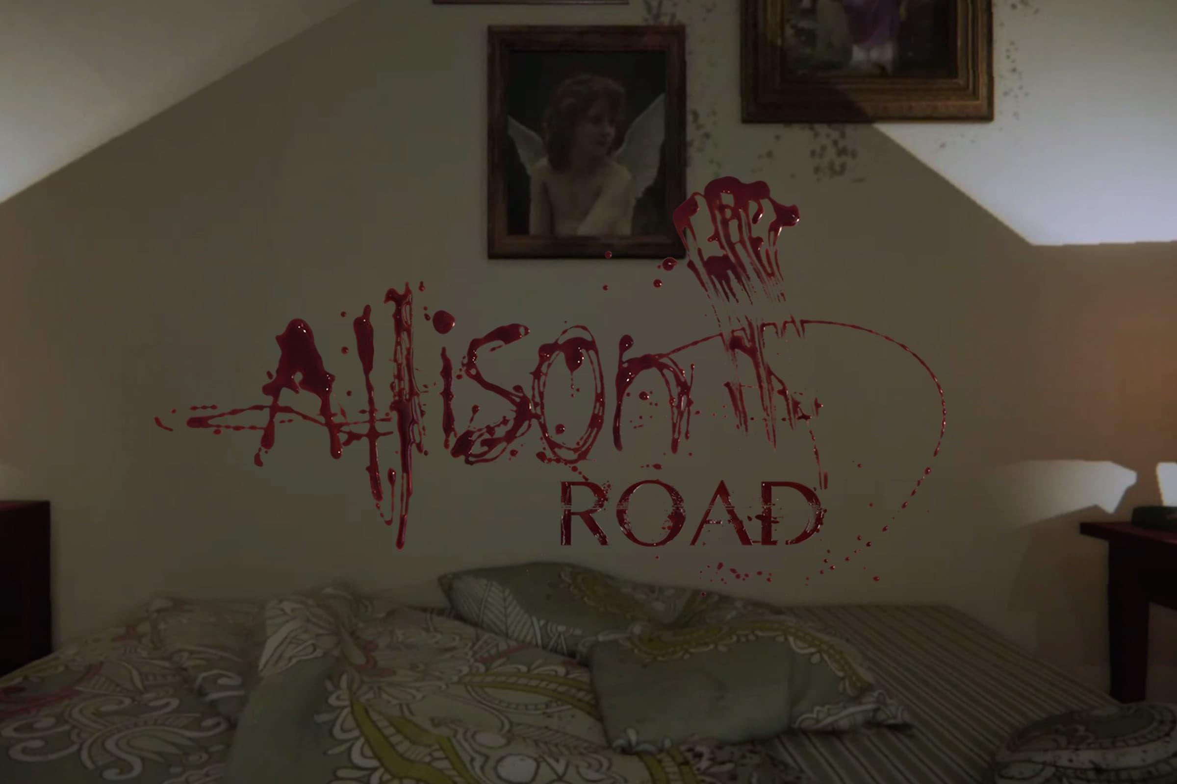 Jaquette Allison Road