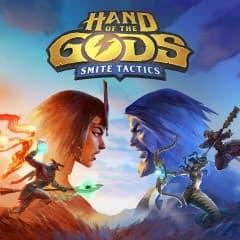 Jaquette Hand of the Gods: SMITE Tactics
