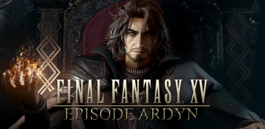 Jaquette Final Fantasy XV - Episode I : Ardyn