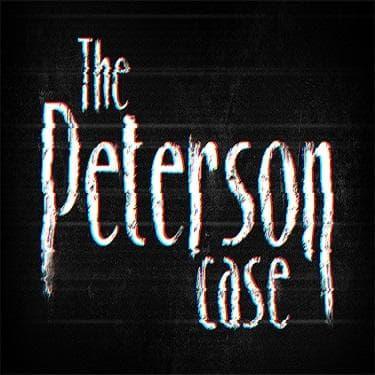 Jaquette The Peterson Case