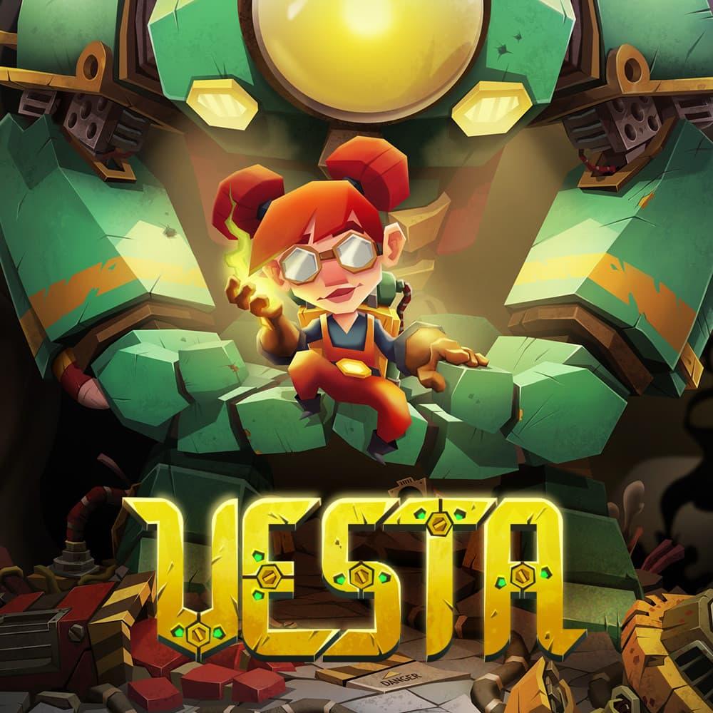 Jaquette Vesta