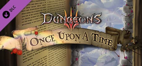 Jaquette Dungeons III - Once Upon A Time