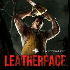 Jaquette Dead by Daylight - Leatherface