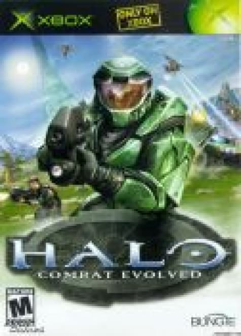 Jaquette Halo Combat Evolved HD