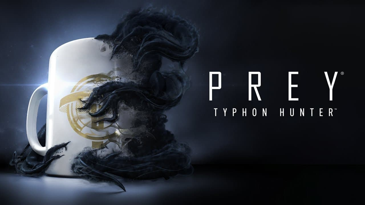 Jaquette Prey Typhon Hunter