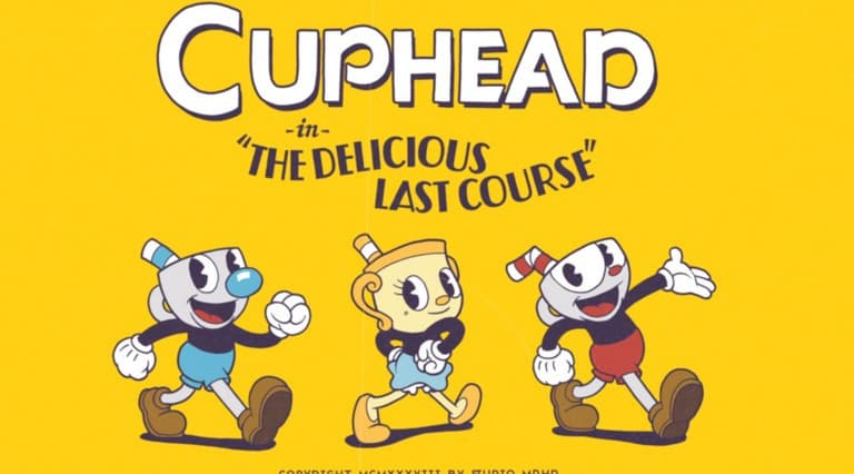 Jaquette Cuphead : The Delicious Last Course