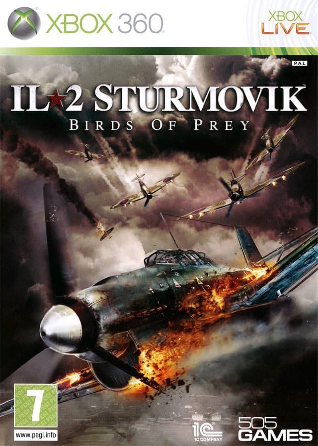 Jaquette IL-2 Sturmovik: Birds of Prey