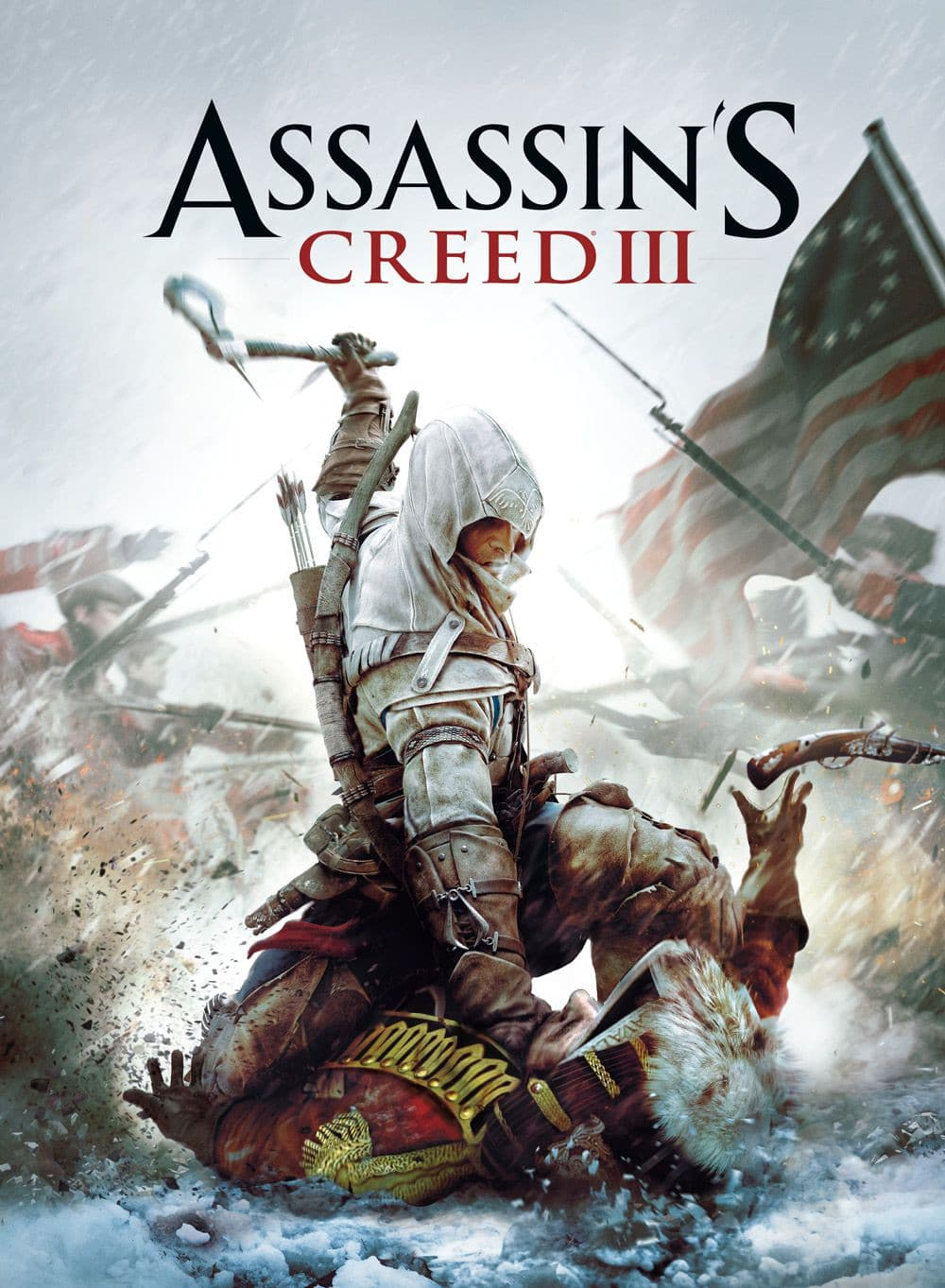 Jaquette Assassin's Creed III : Remastered