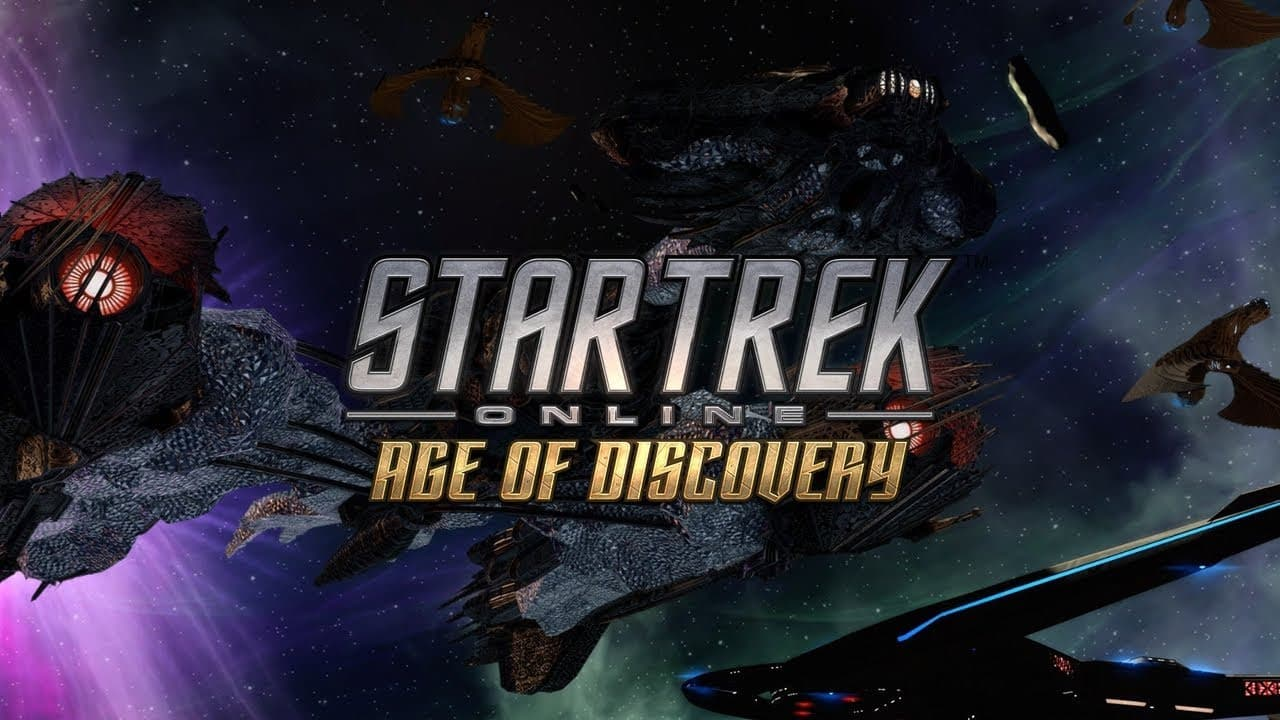 Jaquette Star Trek Online : Age of Discovery