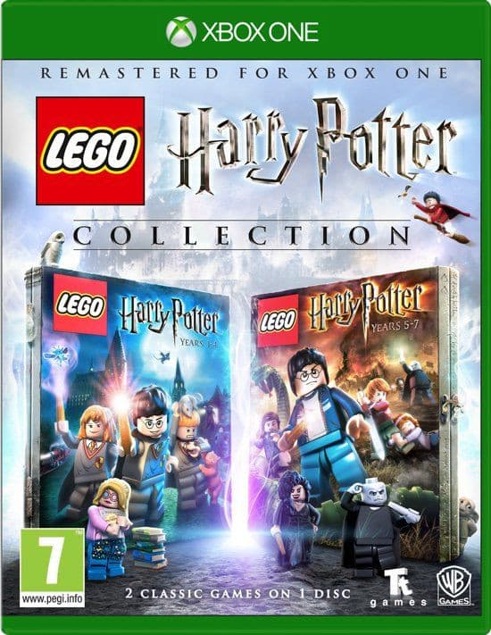 Jaquette LEGO Harry Potter : Collection