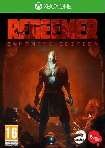 Jaquette Redeemer : Enhanced Edition