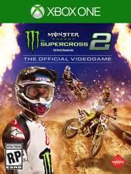 Jaquette Monster Energy Supercross 2