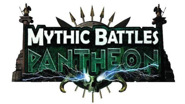 Jaquette Mythic Battles : Pantheon