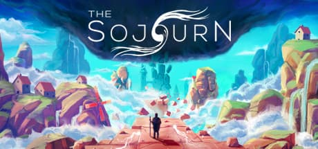 Jaquette The Sojourn