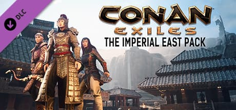 Jaquette Conan Exiles : The Imperial East Pack