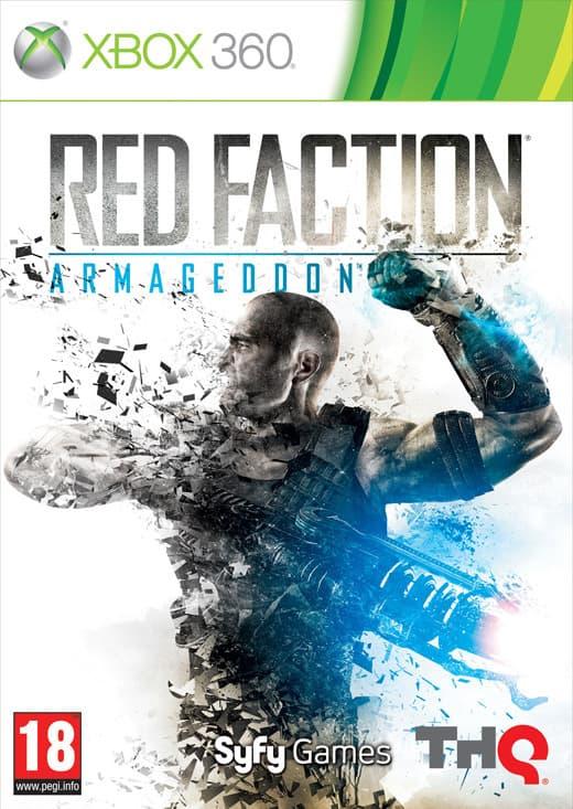Jaquette Red Faction Armageddon