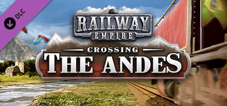 Jaquette Railway Empire : Crossing the Andes