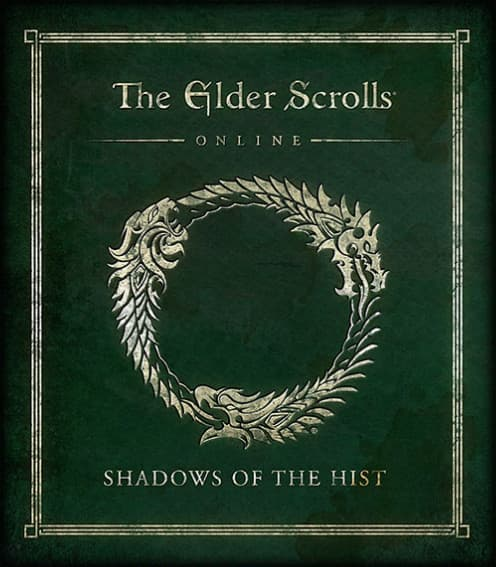 Jaquette The Elder Scrolls Online : Shadows of the Hist