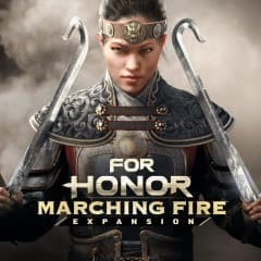 Jaquette For Honor : Marching Fire