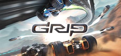 Jaquette GRIP: Combat Racing