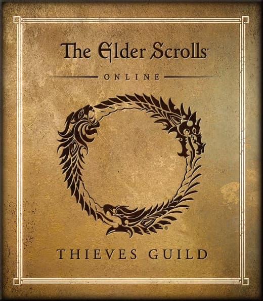 Jaquette The Elder Scrolls Online : Thieves Guild