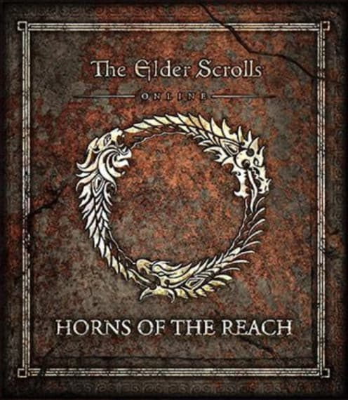 Jaquette The Elder Scrolls Online : Horns of the Reach