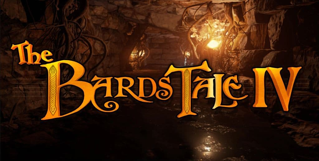 Jaquette The Bard's Tale IV