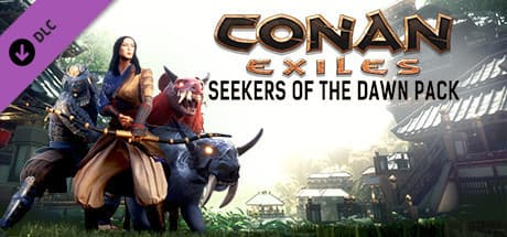 Jaquette Conan Exiles : Seekers of the Dawn Pack