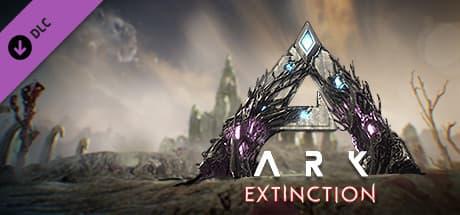 Jaquette ARK: Extinction