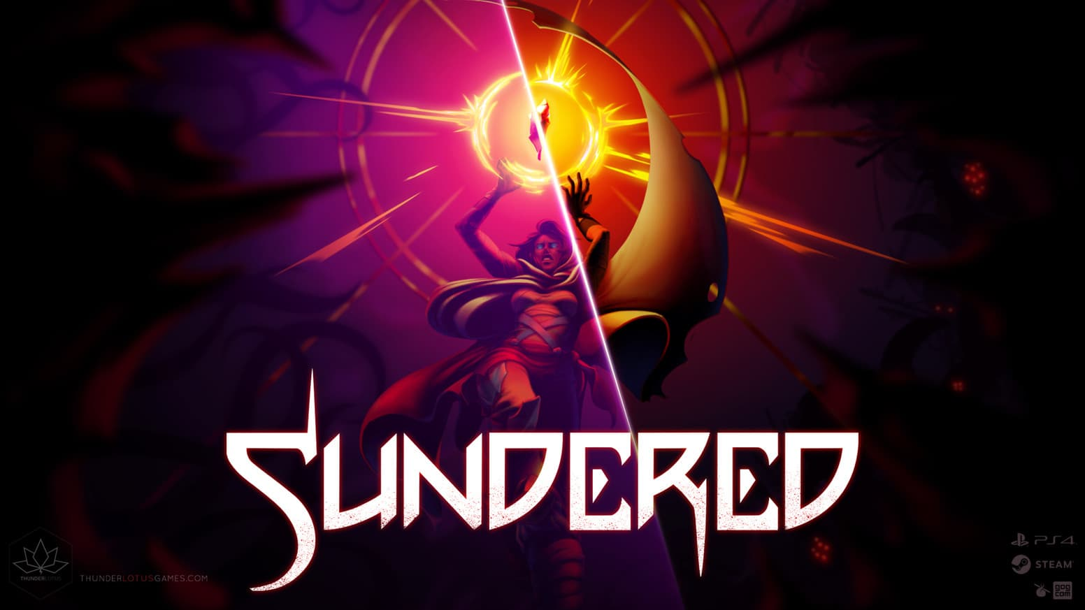 Jaquette Sundered