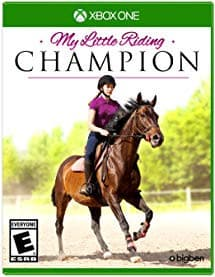 Jaquette My Little Riding Champion