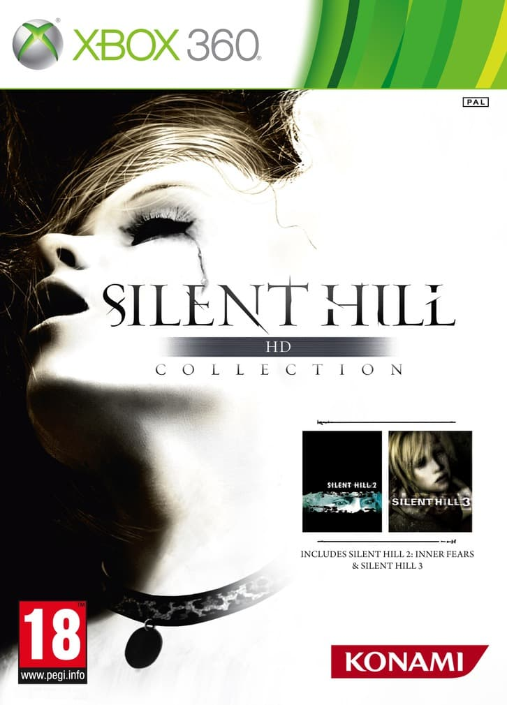 Jaquette Silent Hill HD Collection