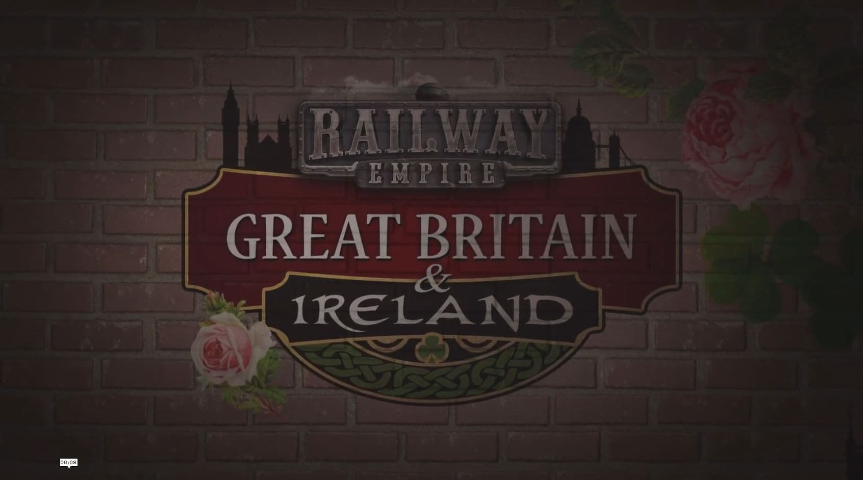 Jaquette Railway Empire : Great Britain & Ireland