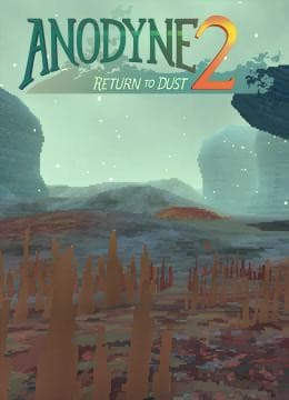 Jaquette Anodyne 2: Return to Dust