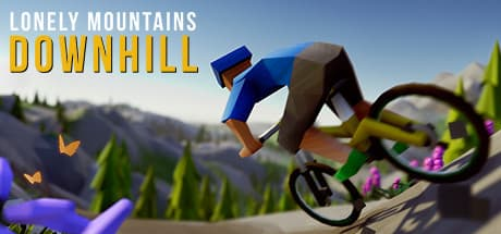 Jaquette Lonely Mountains : Downhill