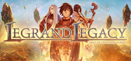 Jaquette Legrand Legacy : Tale of the Fatebounds