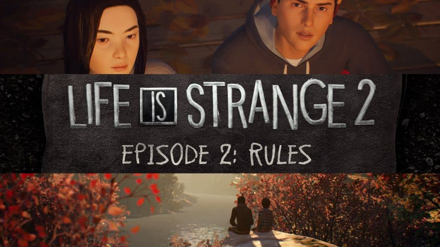Jaquette Life is Strange 2 : Episode 2 - Rules