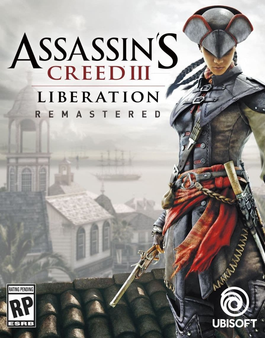 Jaquette Assassin's Creed : Liberation Remastered