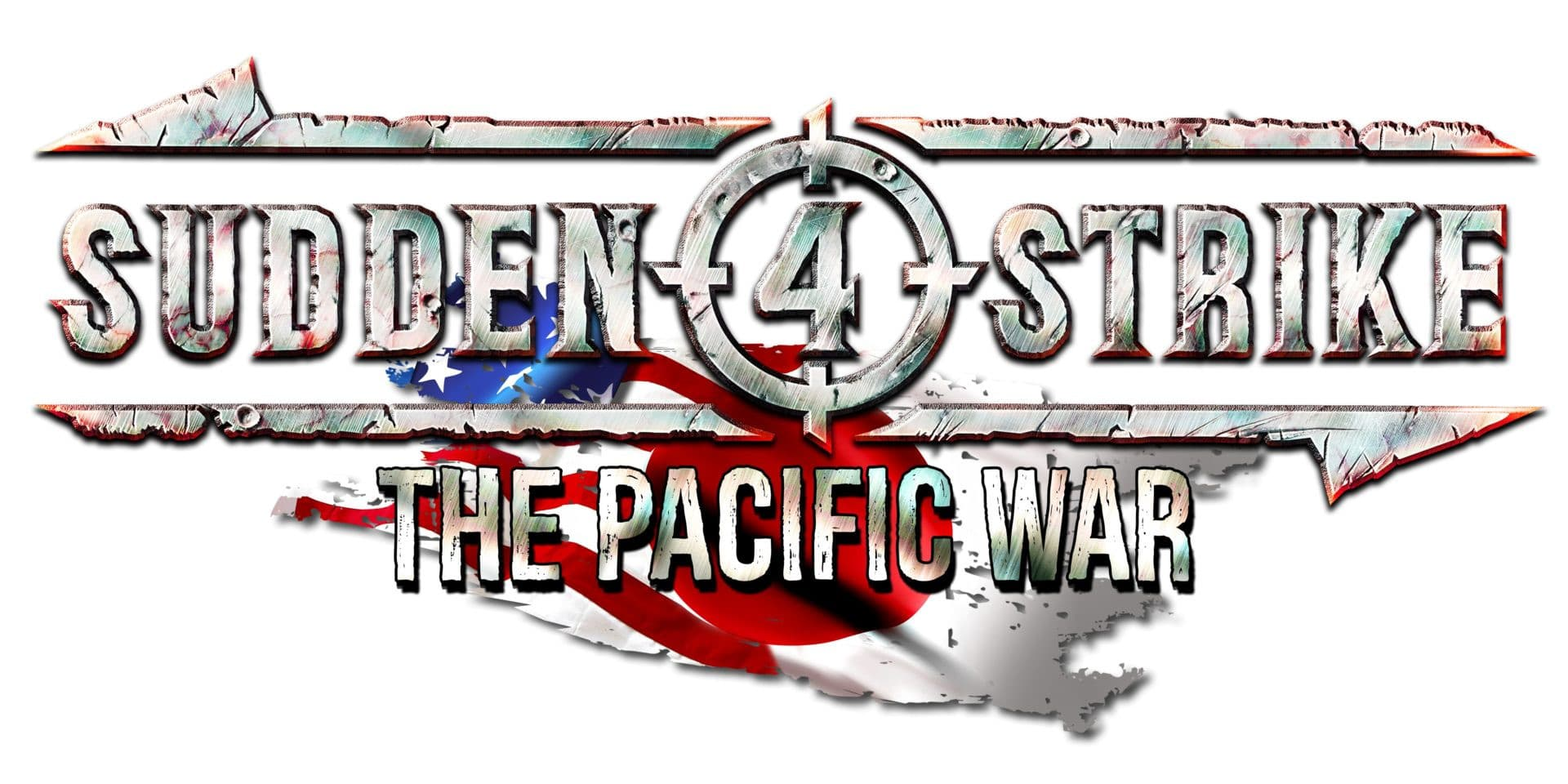 Jaquette Sudden Strike 4 : The Pacific War